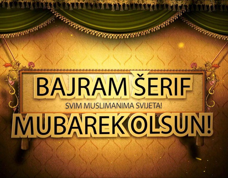 Obrtnička komora USK: Svim pripadnicima islamske vjeroispovijesti želimo sretne nastupajuće praznike